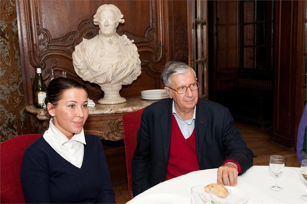 Лариса и де Бретей